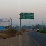 Approach Road