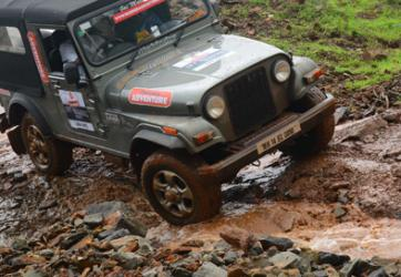 Mahindra Off-Road Trophy Championship 2015