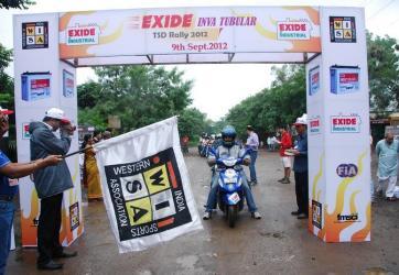 Exide's Invatubular TSD Rally 2012