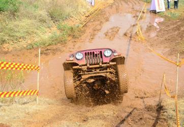 Mahindra Adventure Off-road Trophy Challenge, 2014