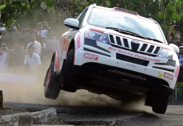 Mahindra Adventure Rally of Maharashtra 2013