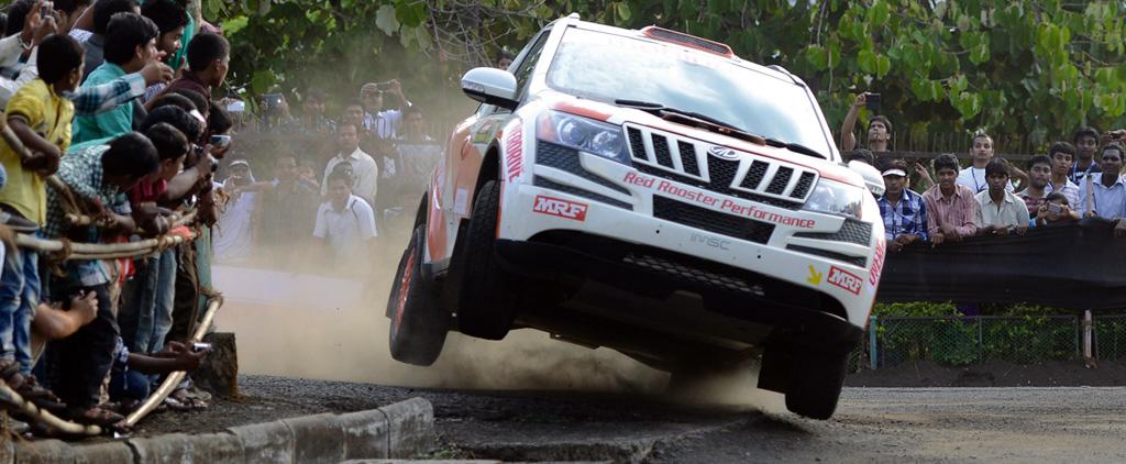 Mahindra Adventure Rally of Maharashtra 2013