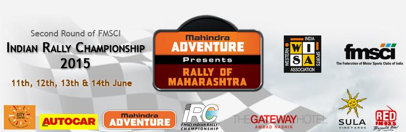 Indian Rally Championship 2015